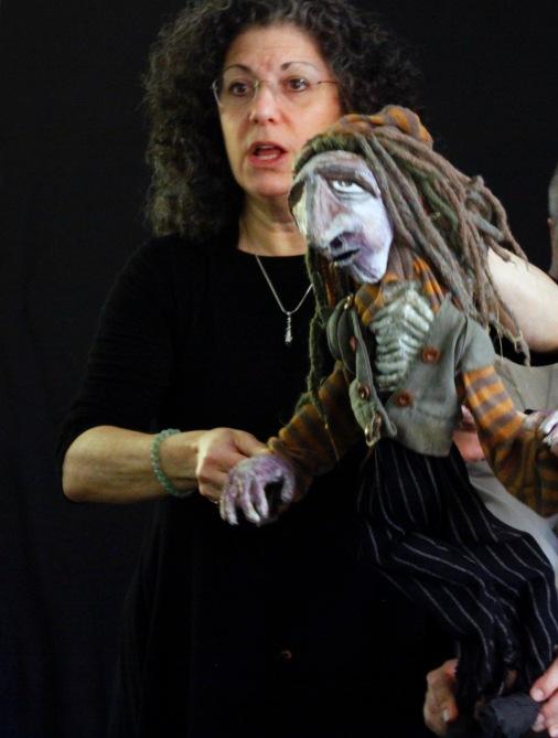 Lady of Shallot Workshop - Dec. 2016