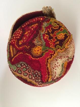 1. Lady of Shallot Mandala Minaudiere: Medicine Box